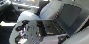 Lock'er Down® - EXxtreme Armrest Safe® 2012 to 2018 Dodge Ram 1500, 2500 & 3500 LD2059EX - Image 6
