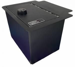 GMC - Yukon XL - Lock'er Down® - Console Safe 2021 Chevrolet Suburban, Tahoe & GMC Yukon. Does NOT fit with electronic sliding console. Model LD2032