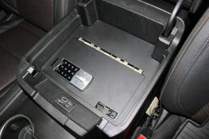 Lock'er Down® - Console Safe 2021 Chevrolet Suburban, Tahoe & GMC Yukon. Does NOT fit with electronic sliding console. Model LD2032 - Image 2